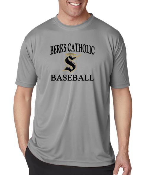 Berks Catholic Baseball Dry Fit D2