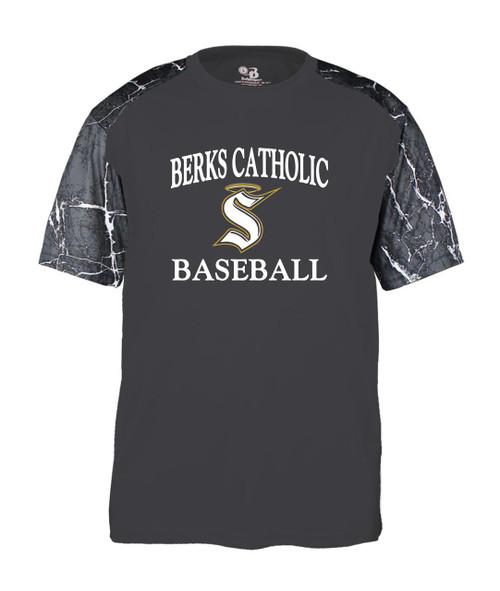 Berks Catholic Baseball Dry Fit Shock D2