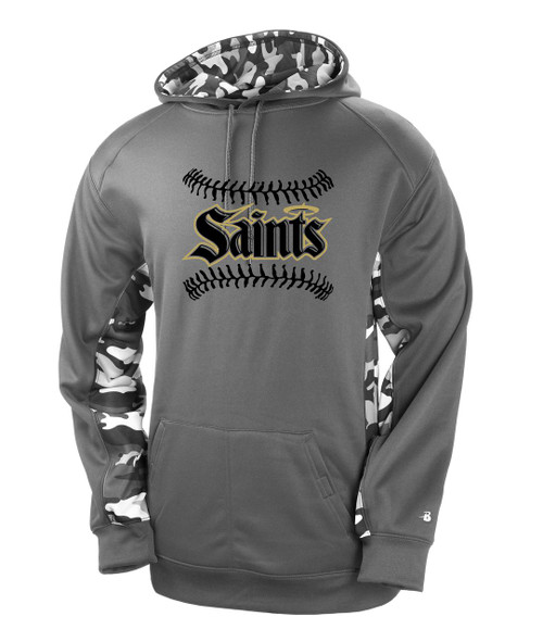 Berks Catholic Baseball Color Block Camo D3