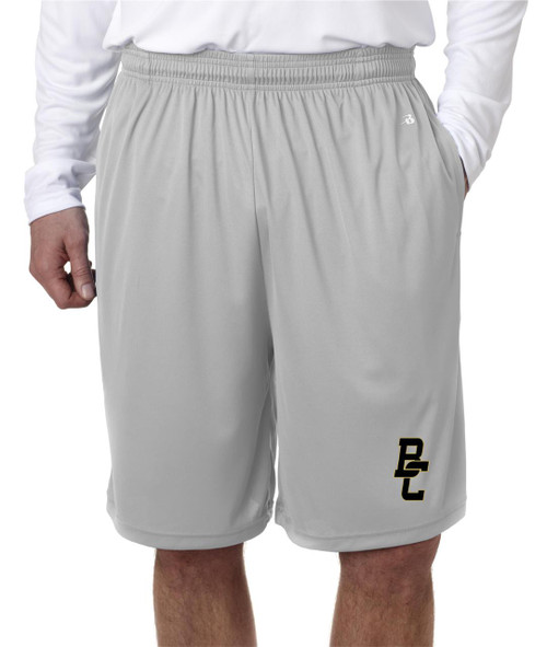 Berks Catholic Baseball Pocketed Dry Fit shorts