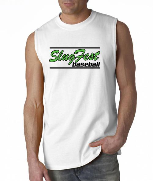Slugfest Color Sleeveless T-shirt D1B