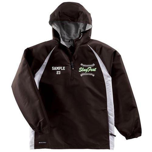 Slugfest 1/4 zip Pullover Jacket D2