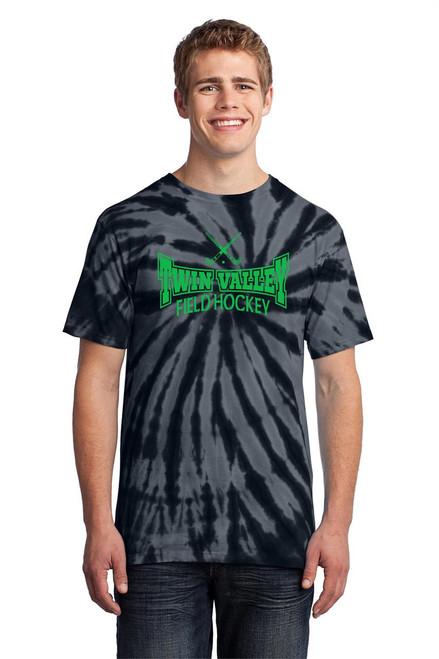 Twin Valley HS Field Hockey Tie Dye T-shirt D1