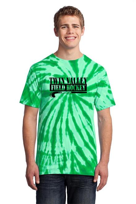 Twin Valley HS Field Hockey Tie Dye T-shirt D2