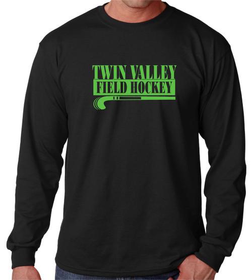 Twin Valley MS Field Hockey Long Sleeve T-shirt D2