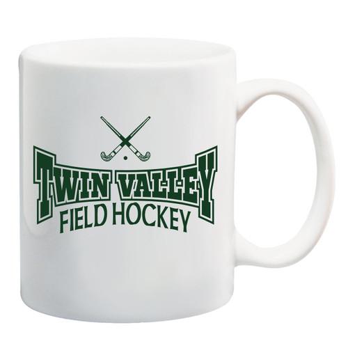Twin Valley MS Field Hockey Mug D1