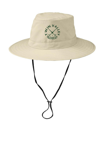 Twin Valley MS Field Hockey Bucket Hat with string