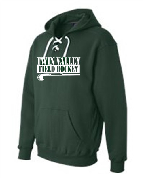 Twin Valley MS Field Hockey Hockey Hoody D2