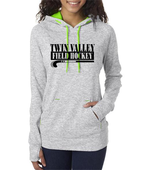 Twin Valley MS Field Hockey Cosmic Hoody D2