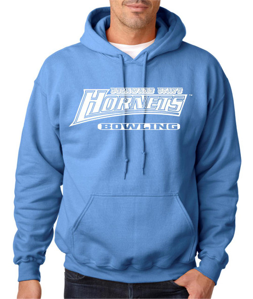 Delaware State Bowling Hoody D2