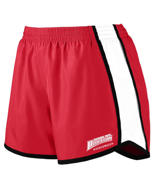 Delaware State Bowling Jr Cut Ladies Shorts