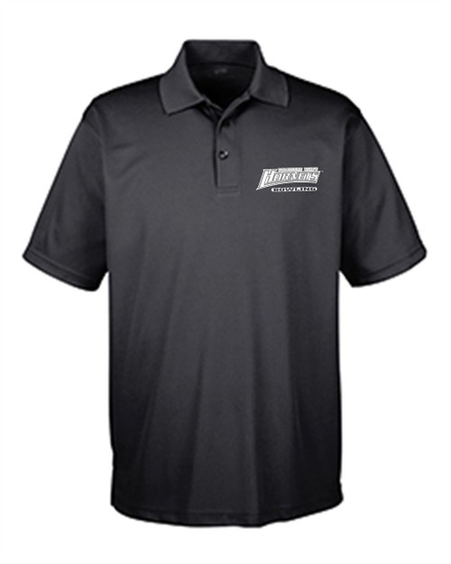 Delaware State Bowling Dry Fit Polo