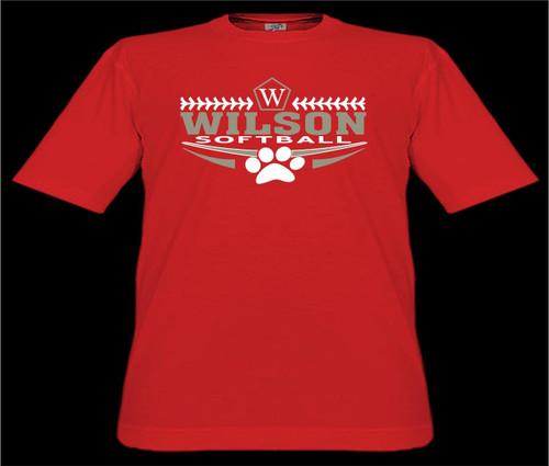 Wilson Softball T-shirt