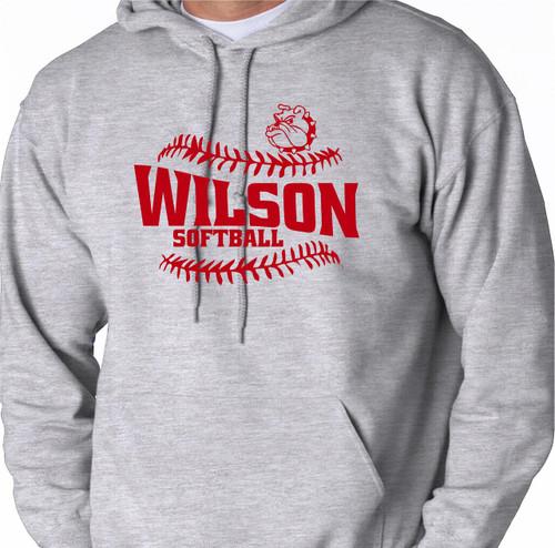 Wilson Softball Hoody