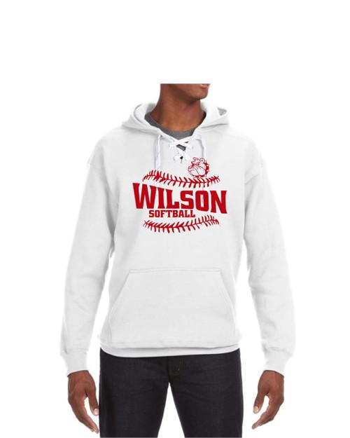 Wilson Softball Hockey Hoody