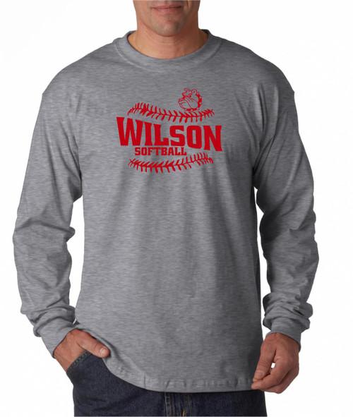 Wilson Softball Long Sleeve T-shirt