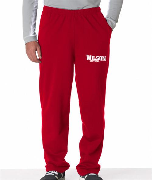 Wilson Softball Pocketed Sweatpants