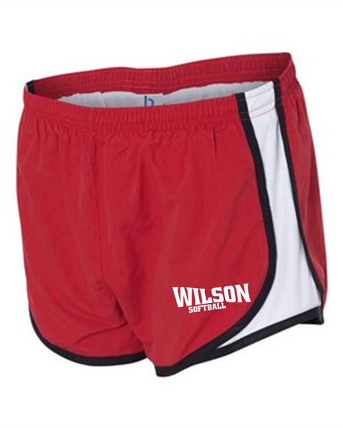 Wilson Softball Ladies Shorts