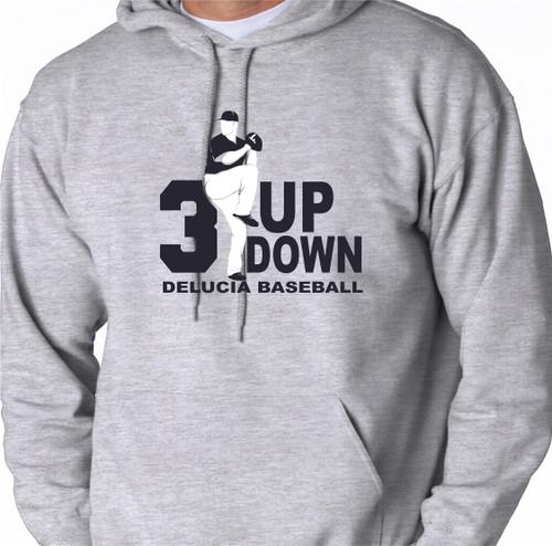 3up3down Hoody