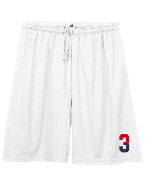 3up3down Dry Fit shorts
