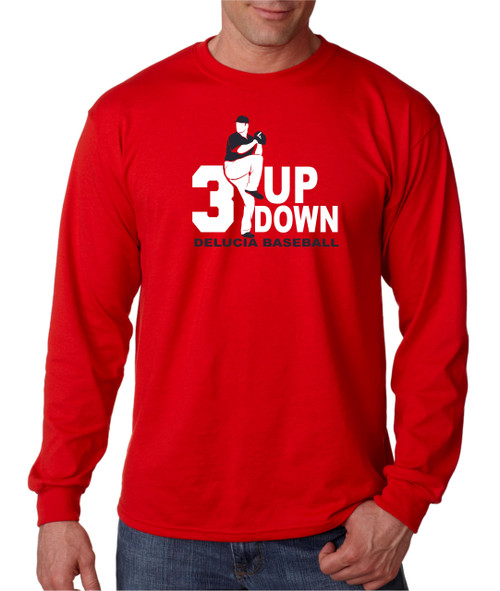3up3down Long Sleeve T-shirt