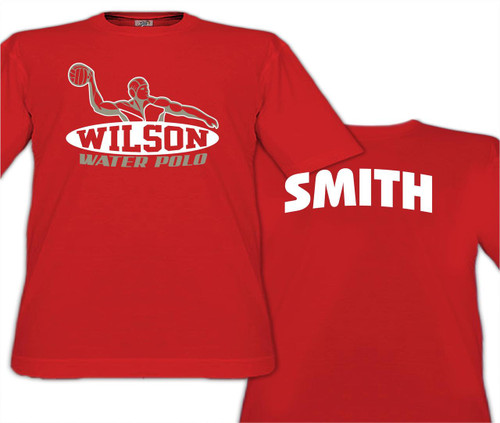 Wilson Water Polo T-shirt