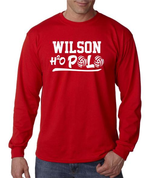 Wilson Water Polo Long Sleeve T-shirt