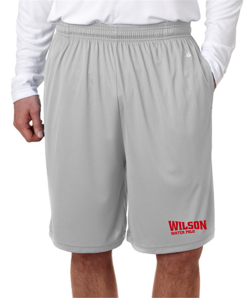 Wilson Water Polo Pocketed Dry Fit shorts