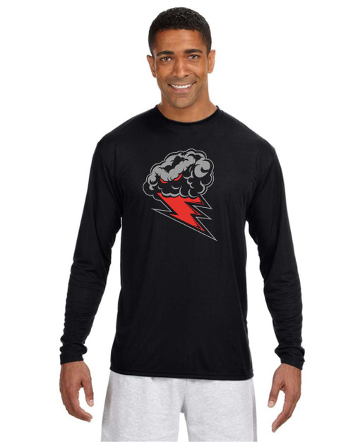 Thunderstorm Long Sleeve Dry Fit T-shirt