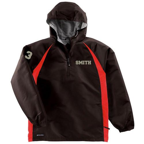 Thunderstorm 1/4 zip Pullover Jacket