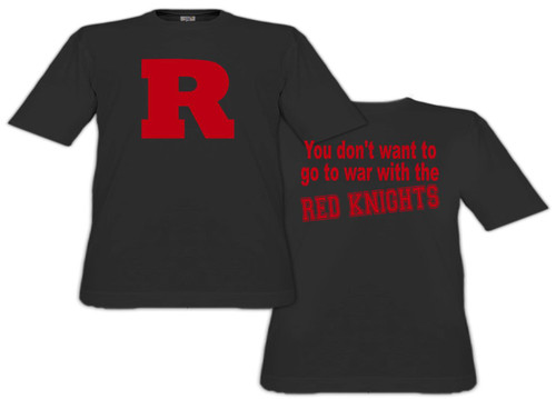 R-You Don't Want to go to war with the Red Knights TS