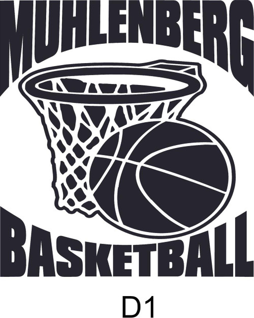 Muhl Basketball Ladies Hoody