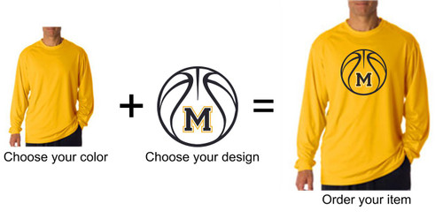 Muhl Basketball Long Sleeve DF