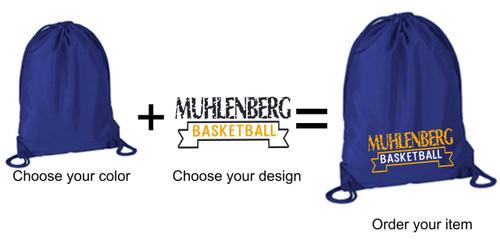 Muhl Basketball Sling Bag