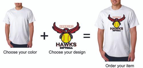 Hamburg Softball T-shirt
