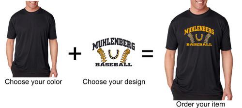Muhl Baseball Dry Fit