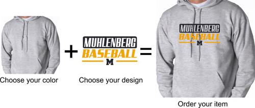 Muhl Baseball Hoody