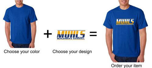 Muhl Baseball T-shirt