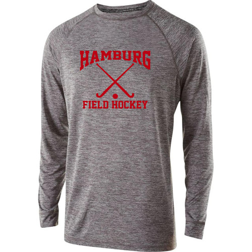 Hamburg Field Hockey Blend Long Sleeve Dry Fit T-shirt