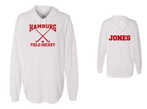 Hamburg Field Hockey Hooded Game Day Jersey Shirt