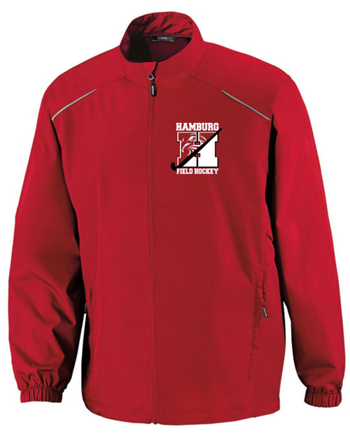 Hamburg Field Hockey Full Zip Wind Jacket