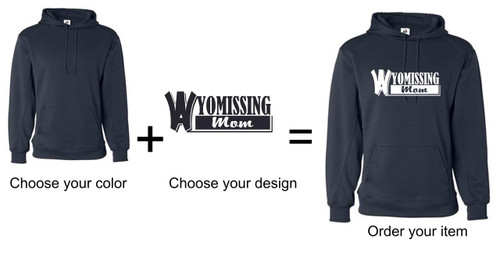 Wyomissing Dry Fit Hoody