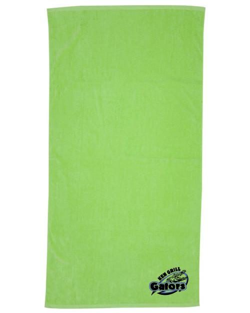 Ken Grill beach towel