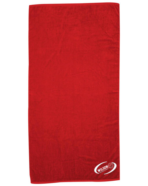 Wilson Water Polo beach towel