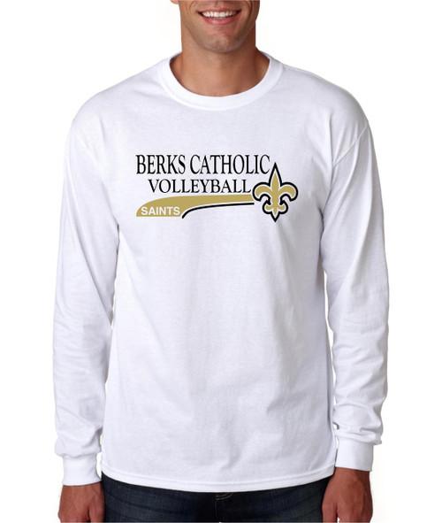 Berks Catholic Volleyball Long Sleeve T-shirt