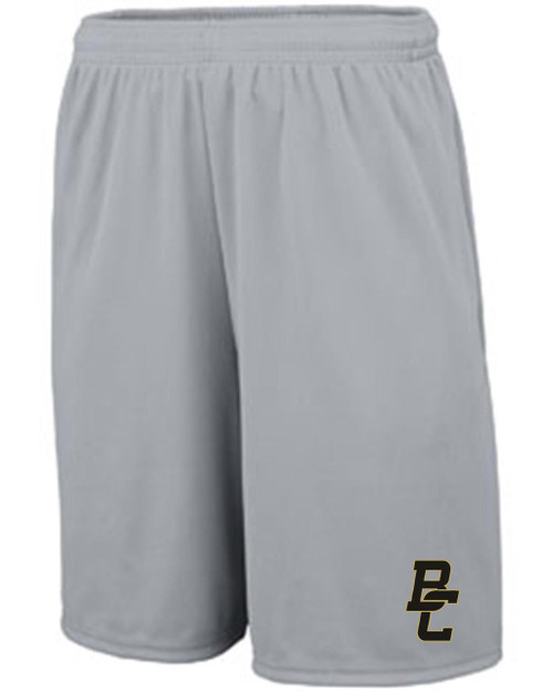 BC Volleyball  Pocketed Dry Fit shorts