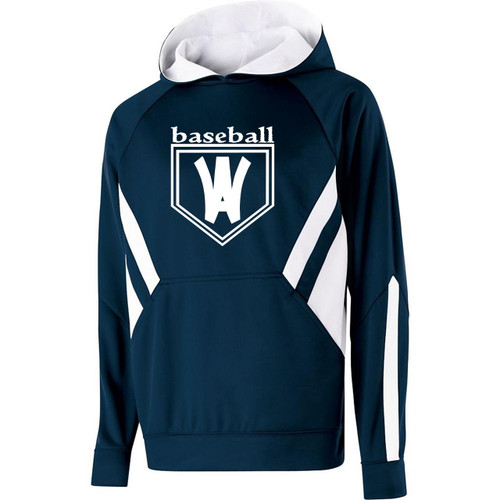 Wyomissing Baseball Argon Dry Fit Hoody