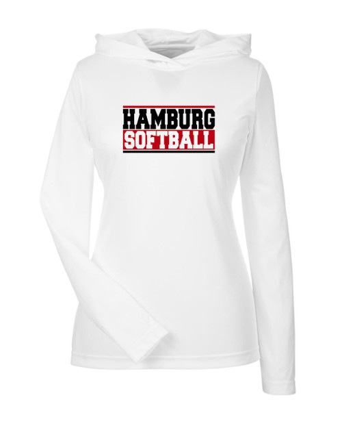 Hamburg Softball Lightweight Performance Hoody