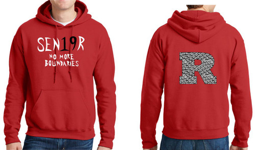 RHS Senior 2019 Hoody with chain link R