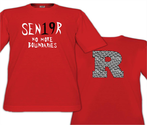 RHS Senior 2019 T-shirt with chain link